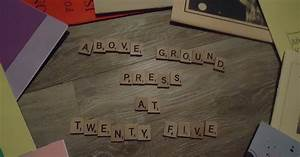 rob mclennan's blog: THE ABOVE/GROUND PRESS SILVER ...