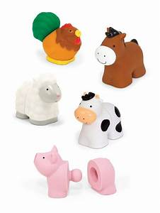 Pop Blocs Farm Animals Learning Toy   Best Toys for 1 year ...