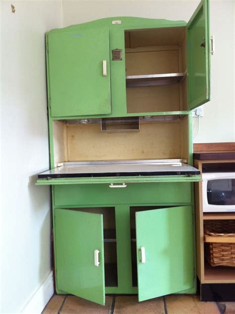 Vintage Kitchen Furniture by Original Vintage Retro 1940 50s Kitchen Cupboard Larder