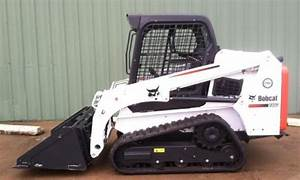 Bobcat T450 Compact Track Loader Service Repair Manual  S