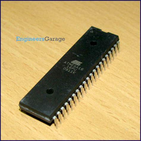 ATmega16 | Mega16 AVR Microcontroller Datasheet & PIN ...
