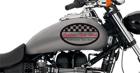 motorcycle custom gas tank graphics