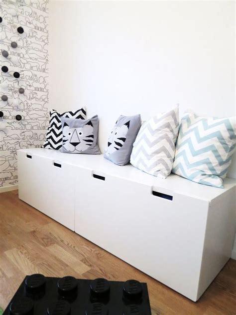 chambre pour bébé rangement chambre enfant ikea stuva pinteres