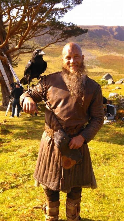 Travisragnar On The Vikingsseason4 Film Set Photos By