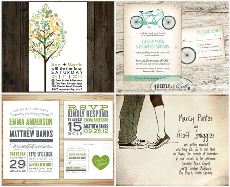 diy printable wedding invitations and save the date cards