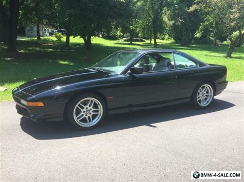 Bmw 8 Series For Sale by 1997 Bmw 8 Series For Sale In United States