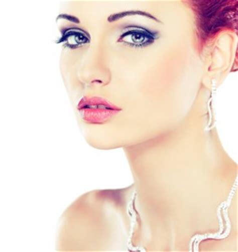 braune augen schminken natürlich hochzeits make up braune haare