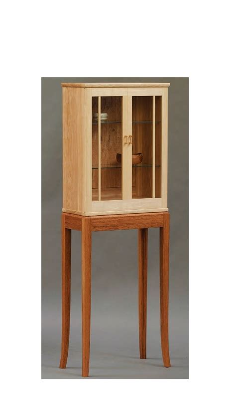 Buy a Custom Made Krenov Cabinet, made to order from Fox