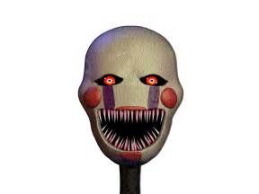 Freddy's at Five Nights Puppet
