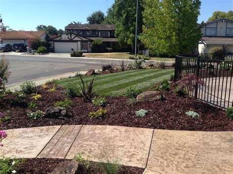 industrial landscaping ideas commercial landscaping gallery aronson landscape sacramento ca