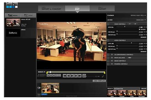 download gopro studio for windows xp