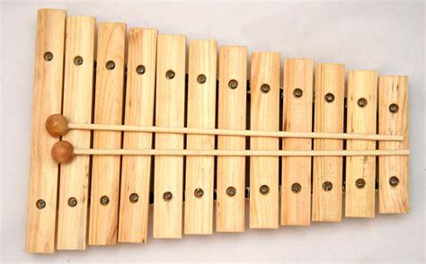 xilofonul sunetul lemnului