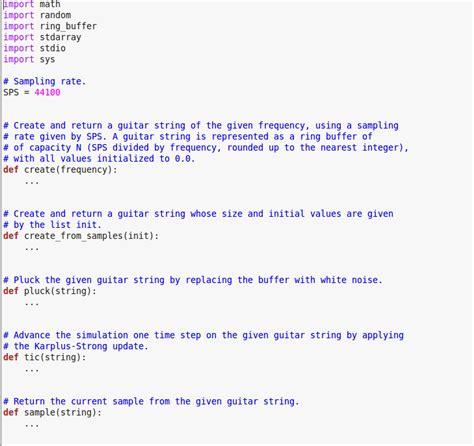 Import Math Ceil Python by Import Math Import Random Import Ring Buffer Impor