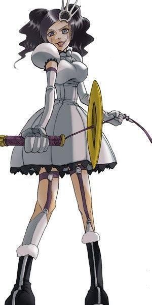Anime Manga: Cirucci Sanderwicci