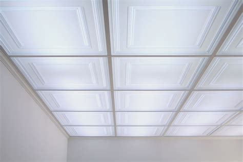 2x4 drop ceiling tiles stratford translucent by ceilume