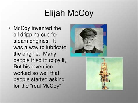 ppt inventors during the late 1800s powerpoint
