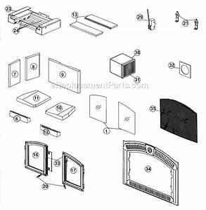 Napoleon Nz3000 Parts List And Diagram   Ereplacementparts Com