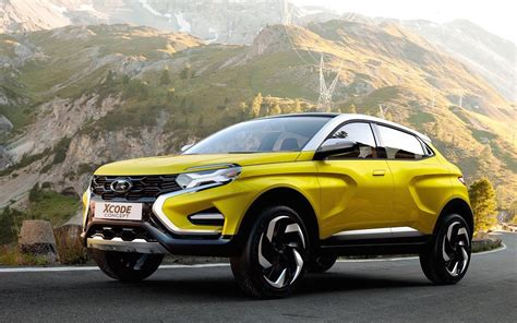 lada jeep 2016 lada xcode concept revealed could spawn funky suv