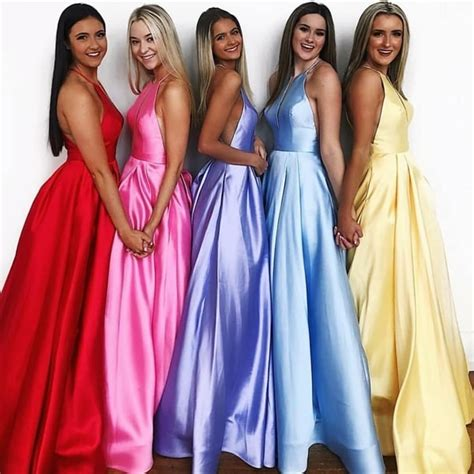Vestidos de festa candy colors 2019 (modelos para