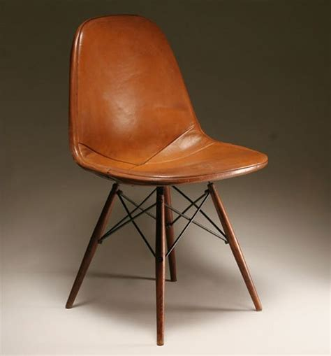 charles and eames herman miller dkw chair 1950s