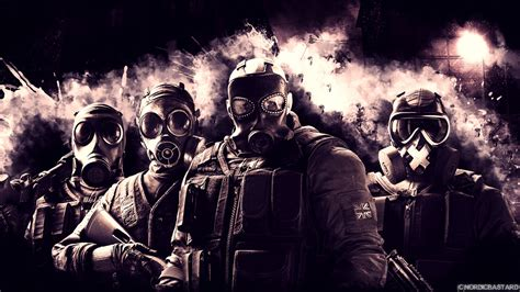 Rainbow Six Siege 1920x1080 Wallpaper Tom Clancy 39 S Rainbow Six Siege Wallpaper 4k By Nordicbastard On Deviantart