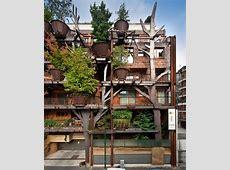 A Torino una foresta abitabile Casait