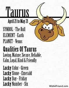 Your Zodiac Profile- Taurus