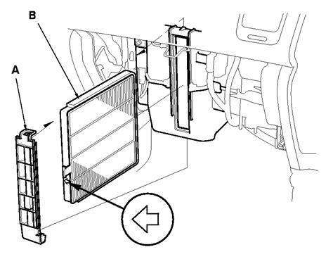 Diagrams Wiring Silverado Cabin Filter Location