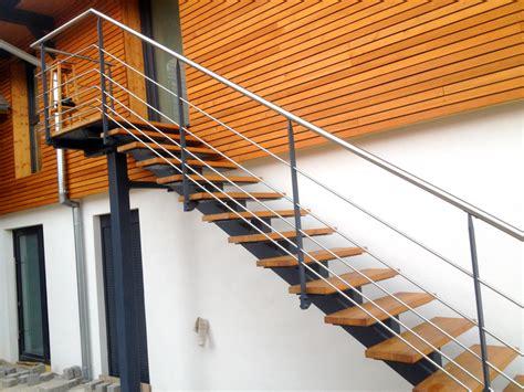 marche d escalier exterieur escalier ext 233 rieur metal concept escalier ferronnerie