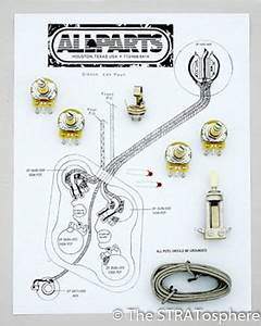 New Les Paul Pots Switch  U0026 Wiring Kit For Gibson Guitar Complete With Diagram
