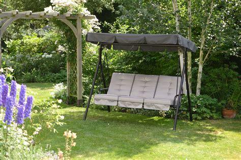 quality  seater garden swing seat hammock  deep