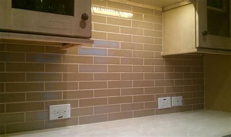 2x8 Ceramic Subway Tile by Kitchen Back Splash Subway 2 Quot X 8 Quot Olive Crackle