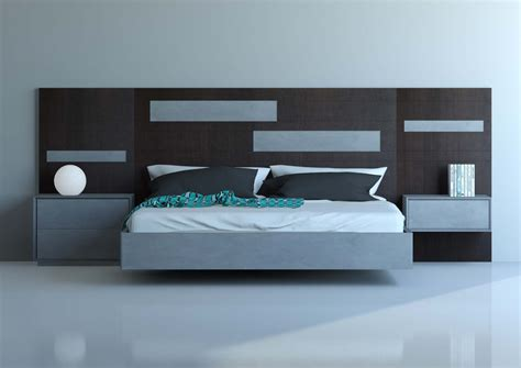 Cabeceros De Dormitorio En Distintos Tonos De Madera