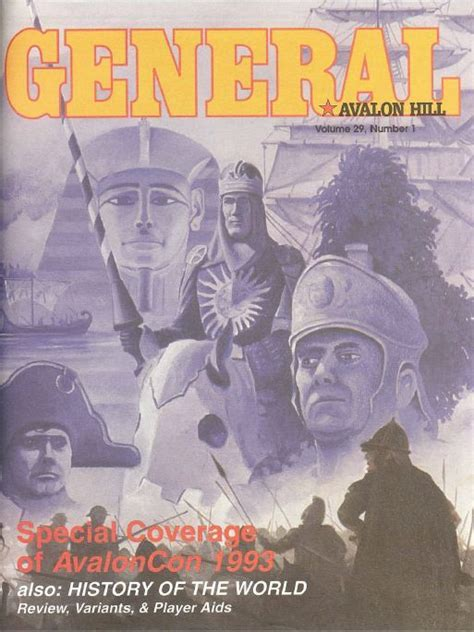 The General Magazine, Avalon Hill, All 200 Vintage issues