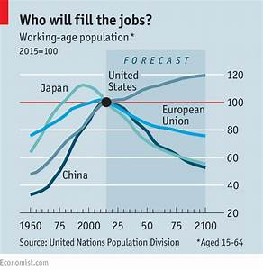 Vanishing workers | The Economist