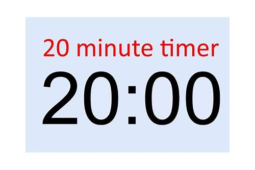 1 minute timer free download :: stanrichpergces