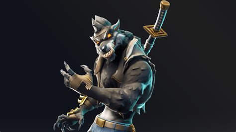 Dire Werewolf Fortnite Battle Royale Season 6 Skin #4286 Wallpapers And Free Stock Photos