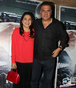 Special Screening of Film Neerja -- Boman Irani along with ...