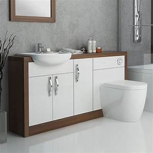 Fitted, Bathroom, Furniture
