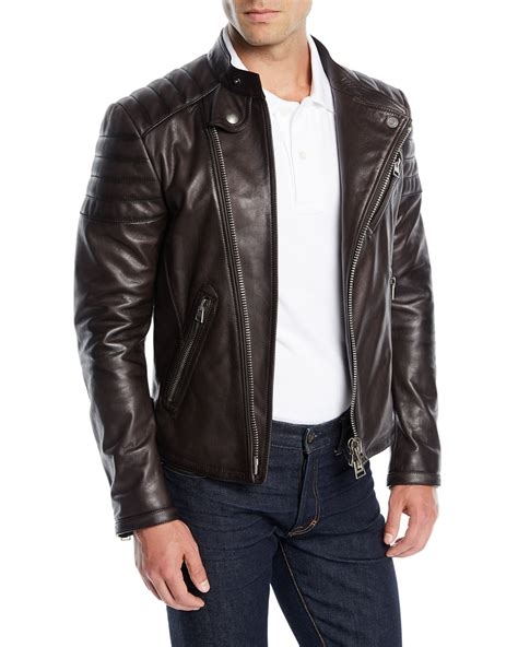 tom ford leather tom ford s icon leather biker jacket neiman