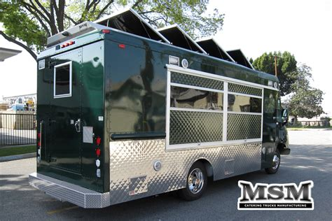 gala catering  msm catering trucks