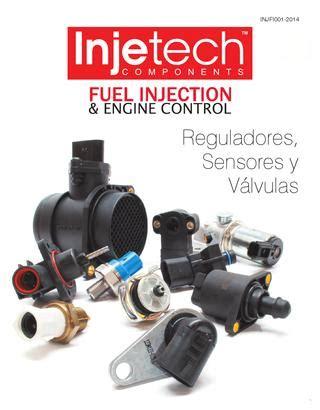 injetech reguladores sensores  valvulas   ciosa