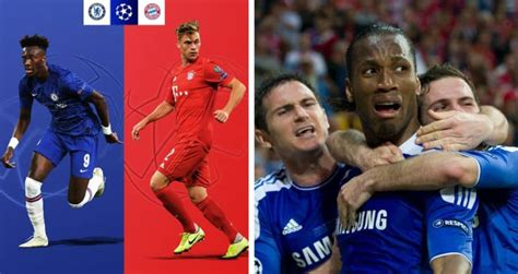 Bayern Munich's twitter reaction on UCL DRAW that Chelsea ...