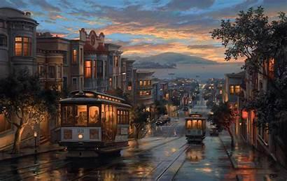 Francisco San Background Windows Wallpapertag
