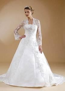 Ten Dazzling Long Sleeve Wedding Dresses – BestBride101