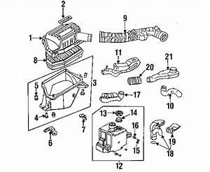 1995 Honda Accord Parts