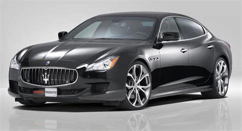 2017 Maserati Quattroporte New Styling