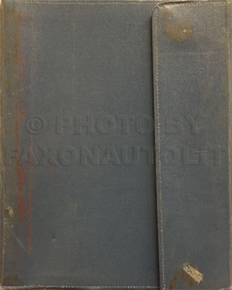 Chevy Kodiak Gmc Topkick Wiring Diagram Manual Original