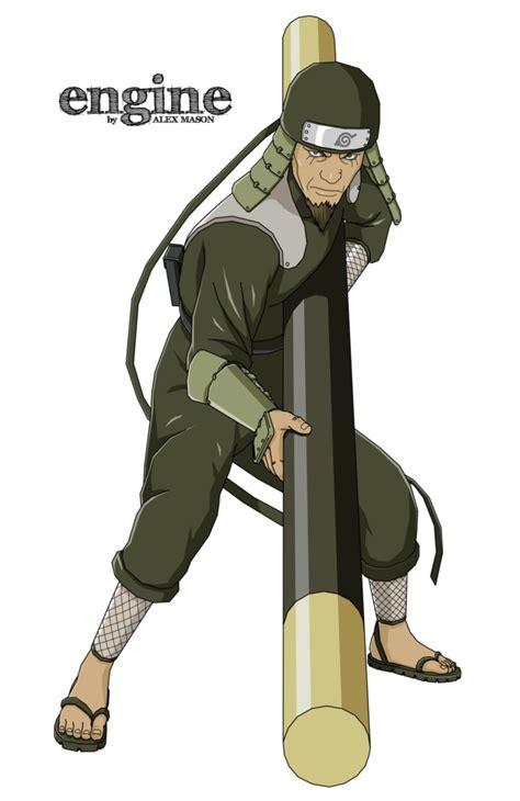 sarutobi hiruzen naruto zerochan anime image board
