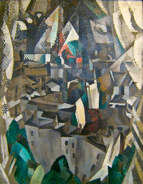 artiste d moderne fichier robert delaunay 1910 la ville no 2 on canvas 146 x 114 cm mus 233 e national d